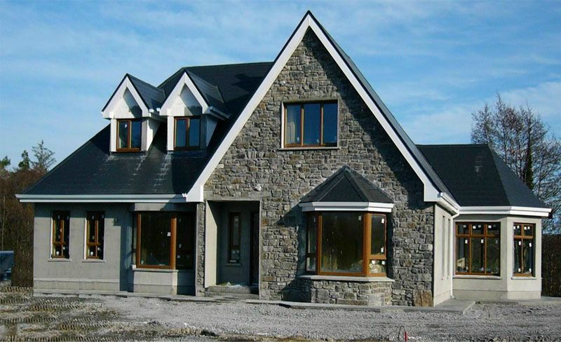 Timber Frame Ireland by QTF Homes