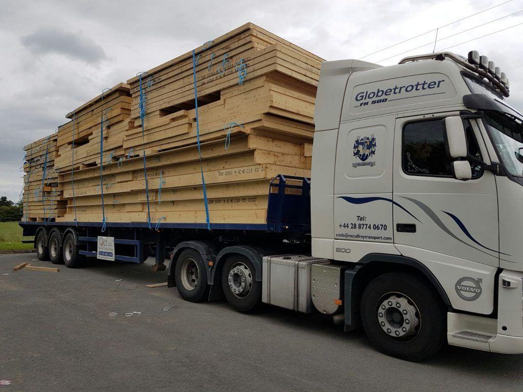 timber frame ireland