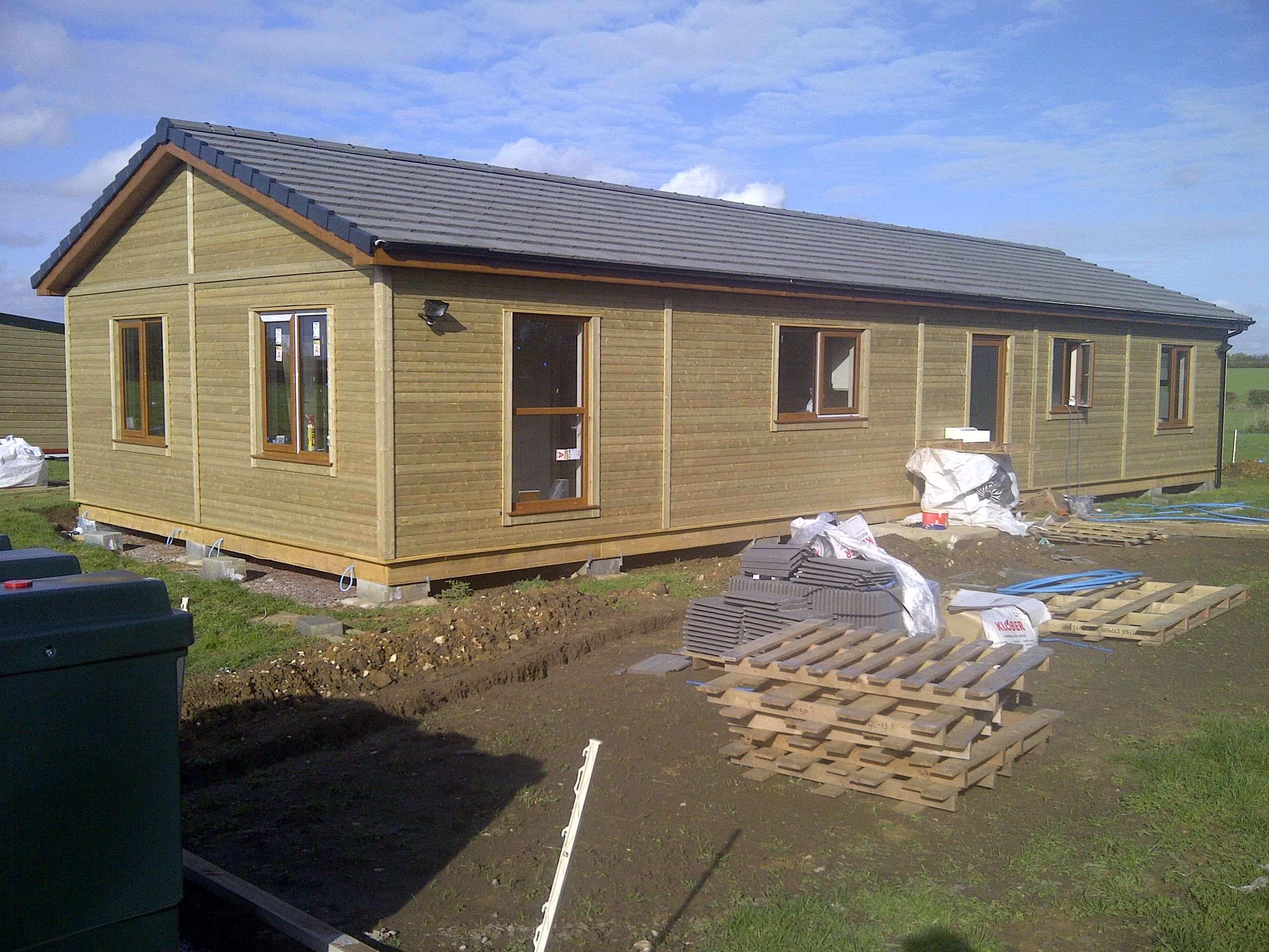 Considering a mobile home or a log cabin kit ideal luxury for 5 bedroom log cabin kits