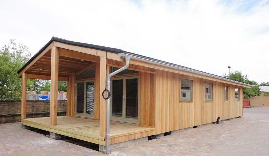 Considering A Mobile Home Or A Log Cabin Kit Ideal Luxury