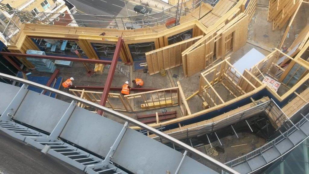 Timber Frame London, UK
