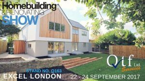 exhibition timber frame london