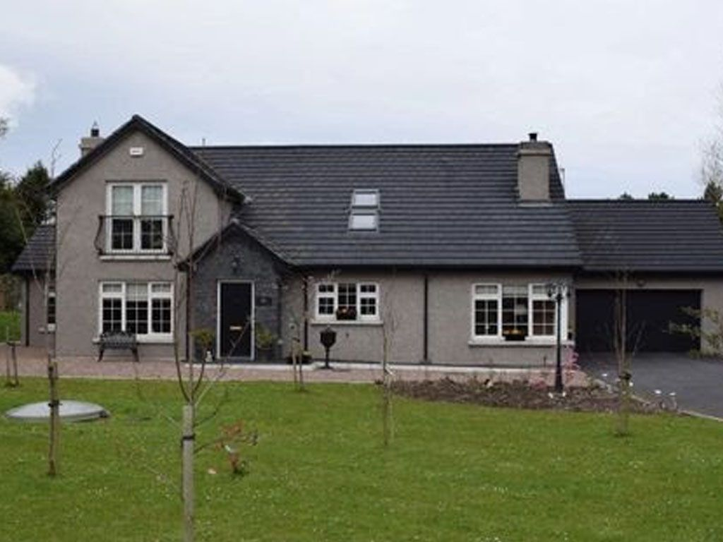 Timber Frame Bangor, Timber Frame house built by QTF in Northern Ireland