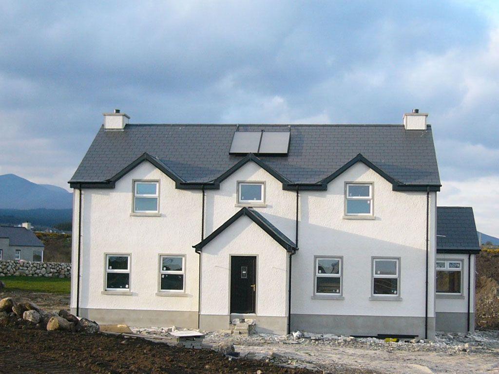 Timber Frame House Ireland