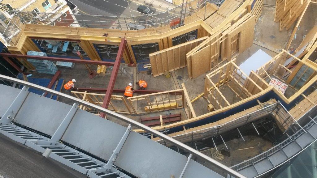 Timber Frame London